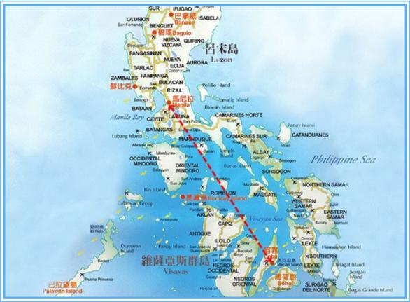 5月菲律宾宿雾岛潜水之旅